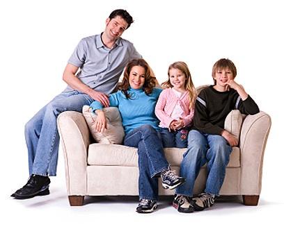 Adolescentes en la familia