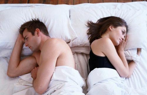 Ausencia del sexo en el matrimonio