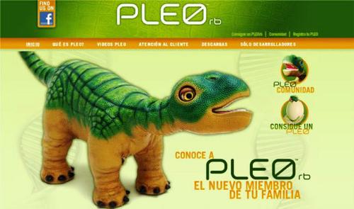 Conoce al dinosaurio que alborota España