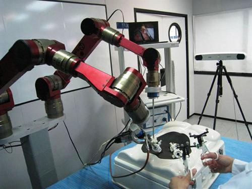 Conoce el robot que responde ante voz y gestos