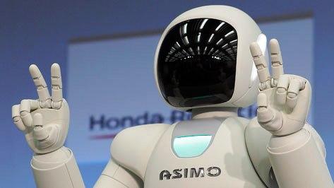 Conoce las últimas novedades del nuevo ASIMO