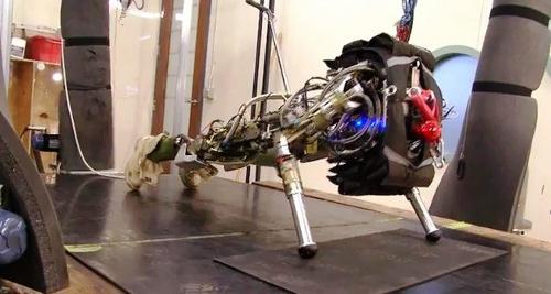 DARPA: los robots al rescate