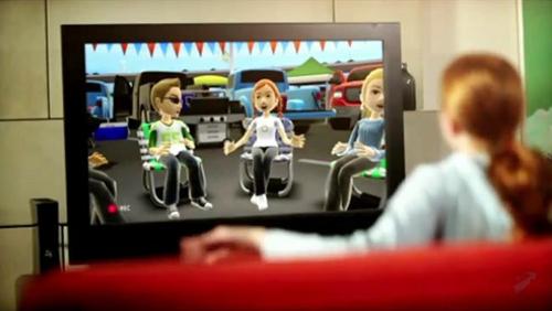 Los beneficios de la papelera con Kinect