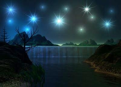 ¿Por qué brillan las estrellas?