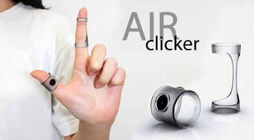 Air Clicker, la revolucionaria cámara fotográfica