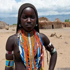 Consejos para fotografiar a modelos de piel oscura