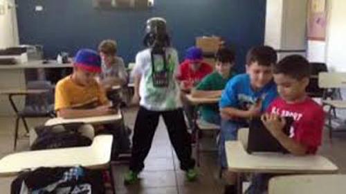 La moda del 'Harlem Shake' llega a las guarderías