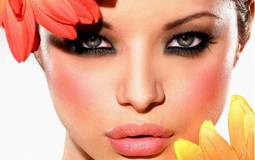 Nuevas tendencias de maquillaje 2012 (Parte I)