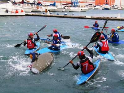 Todo listo para la fiesta náutica en Castellón