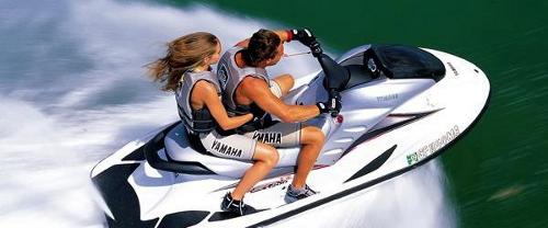 Medidas de seguridad para motos náuticas