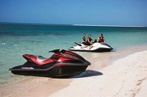 Consejos antes de navegar en una moto acuática