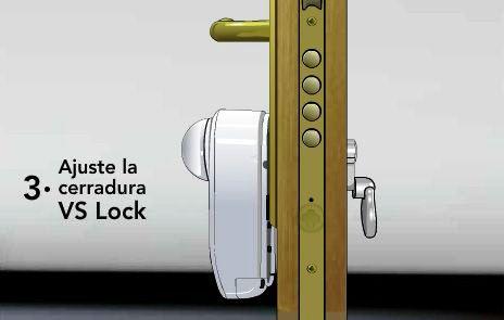 Cerradura electrónica VS Lock