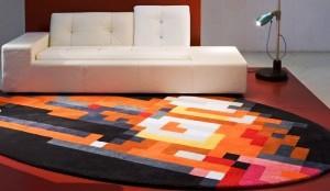 Innovadoras tendencias de alfombras