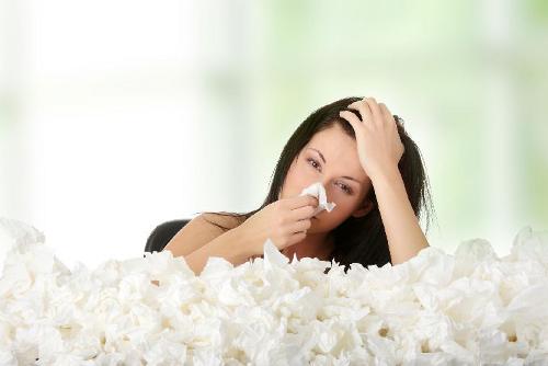 Alergia a las moquetas