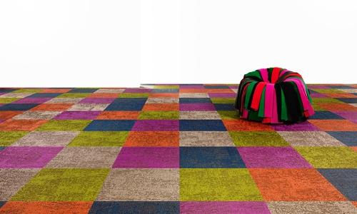 Los pavimentos textiles